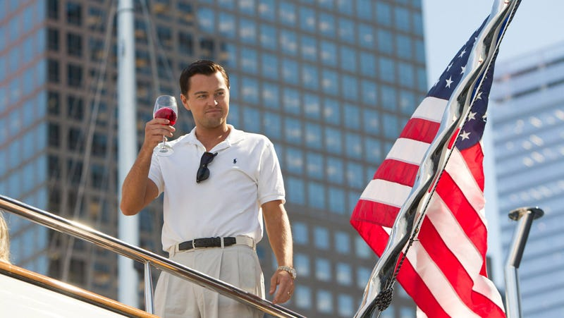 Image Credit: The Wolf of Wall Street