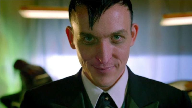 """Illustration for article titled Television Critics Association declares Gotham the year's """"most promising"""" new show"""