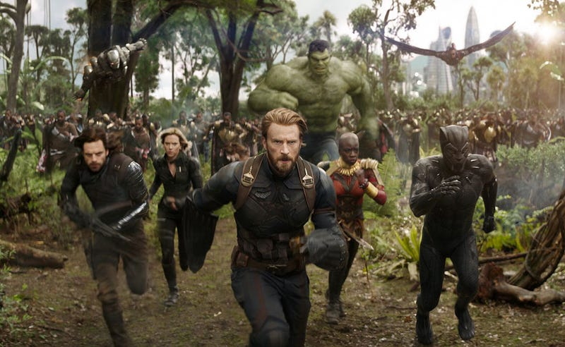 Illustration for article titled Este es el título de Avengers 4 que censuraron a Mark Ruffalo durante su entrevista en televisión
