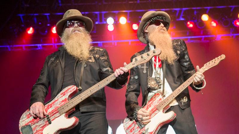 Illustration for article titled ZZ Top Reveals Meaning Behind Classic Song 'Legs'