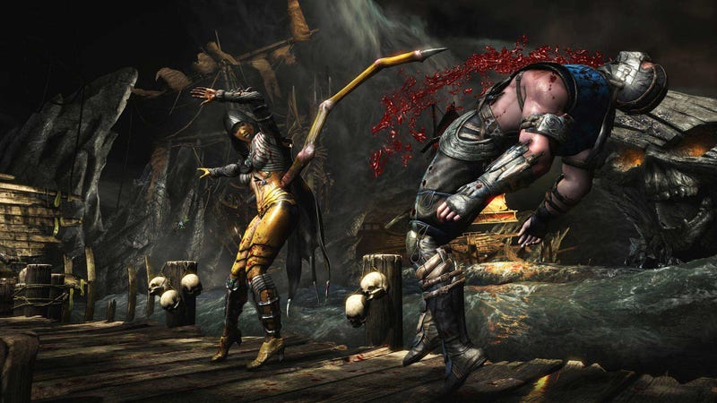 Illustration for article titled Mortal Kombat X's PC Version Is Finally Good