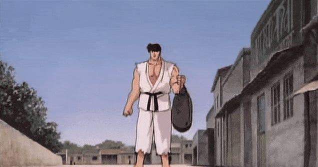 Street Fighter II: The...Q Street Fighter 4