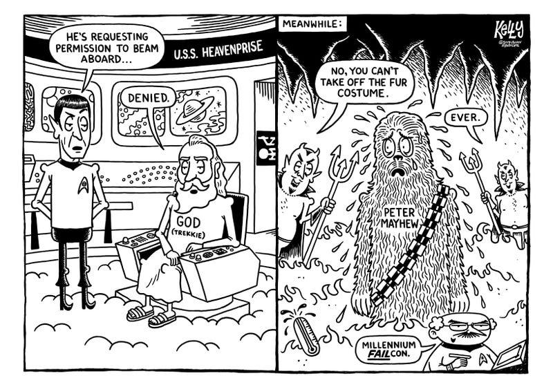 Illustration for article titled Han's Gone Solo