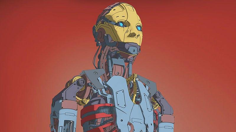 Illustration for article titled Domo Arigato, Mr. Roboto