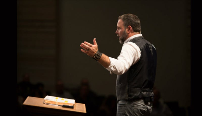 Illustration for article titled Shamed Ex-Pastor Mark Driscoll Has Launched His Comeback Attempt