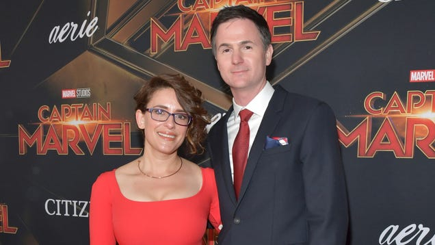 Captain Marvel s Directors Discuss the Importance of the Women in Carol Danvers  Life