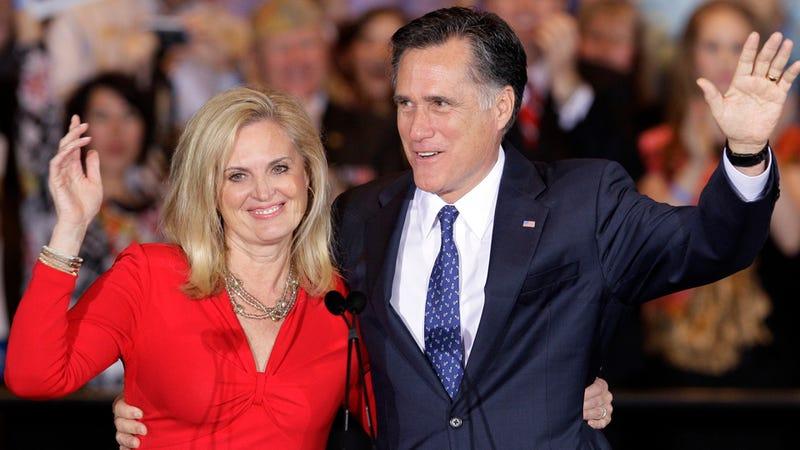 Illustration for article titled Is Mitt Romney Really Winning Over Women?