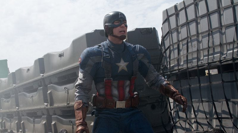 Illustration for article titled Captain America: The Winter Soldier is the best Marvel film since The Avengers