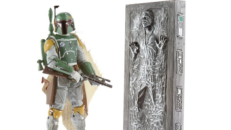 Illustration for article titled SDCC's Star Wars figure exclusive is an expensive Boba Fett