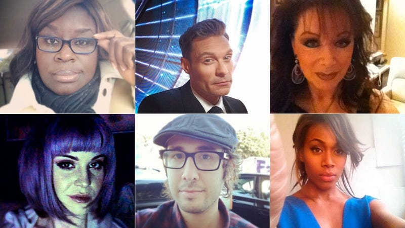 Illustration for article titled L.A. Earthquake Shakes Tweeting Celebs From Their Beauty Sleep