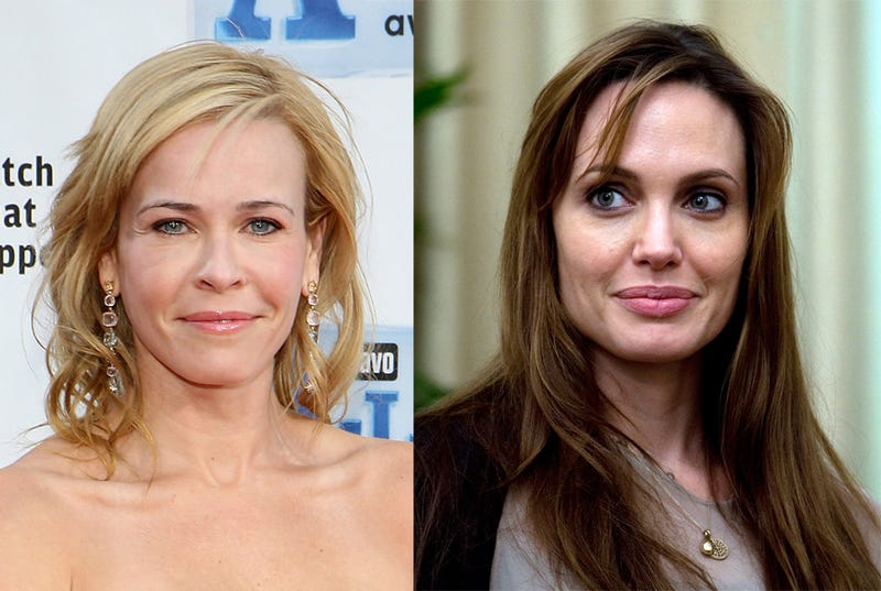 Illustration for article titled Chelsea Handler Calls Angelina A See You Next Tuesday