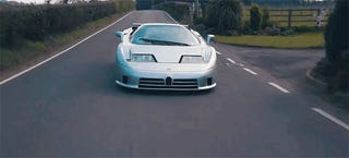 the bugatti eb110 super sport was a bigger achivement than any veyron. Black Bedroom Furniture Sets. Home Design Ideas