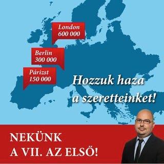Illustration for article titled Tudsz-e idiótábban kampányoló jelöltet ennél a DK-snál?