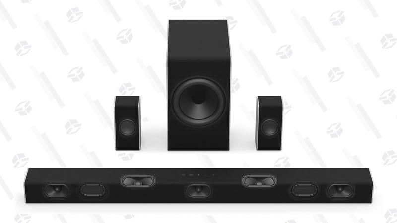 Refurb Vizio SB36512-F6 Dolby Atmos 5.1.2 Sound Bar   $230   Woot
