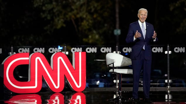 Fox News Slams CNN For Providing Biden Each Question Seconds Before He Answered It