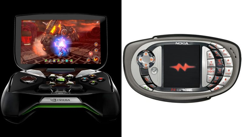 Illustration for article titled You're Not The Only One Comparing Nvidia's New Handheld To The N-Gage