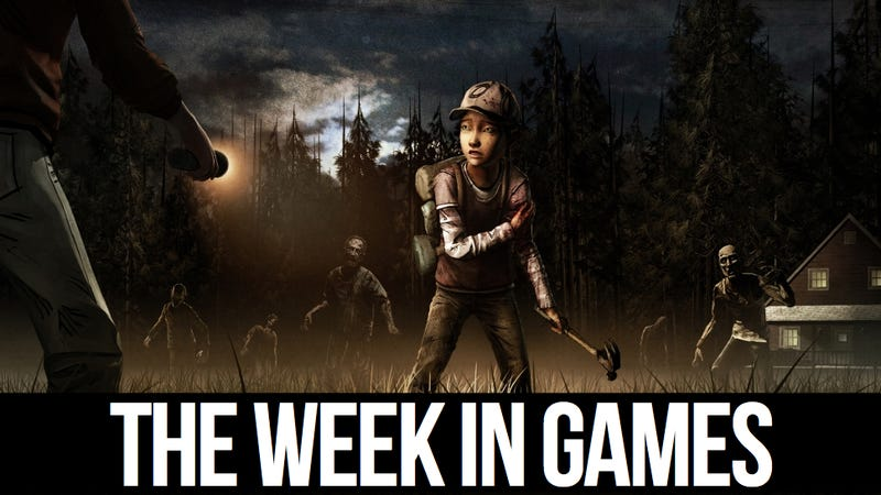 Illustration for article titled The Week in Games: The Walking Dead Begins a New Season