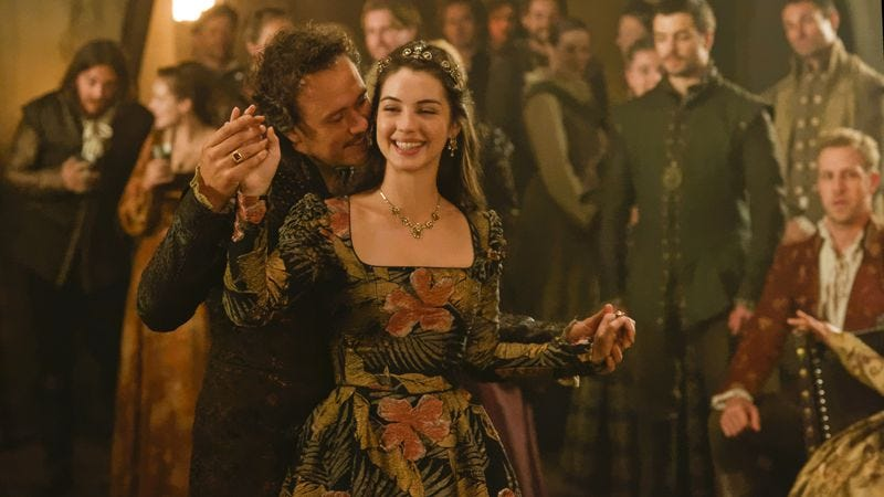 Mary gets engaged (again) as Reign plays its zero-sum game