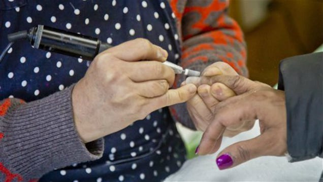 Nail Techs Say NYT s Nail SalonExposé Made Working Conditions  Incrementally  Better