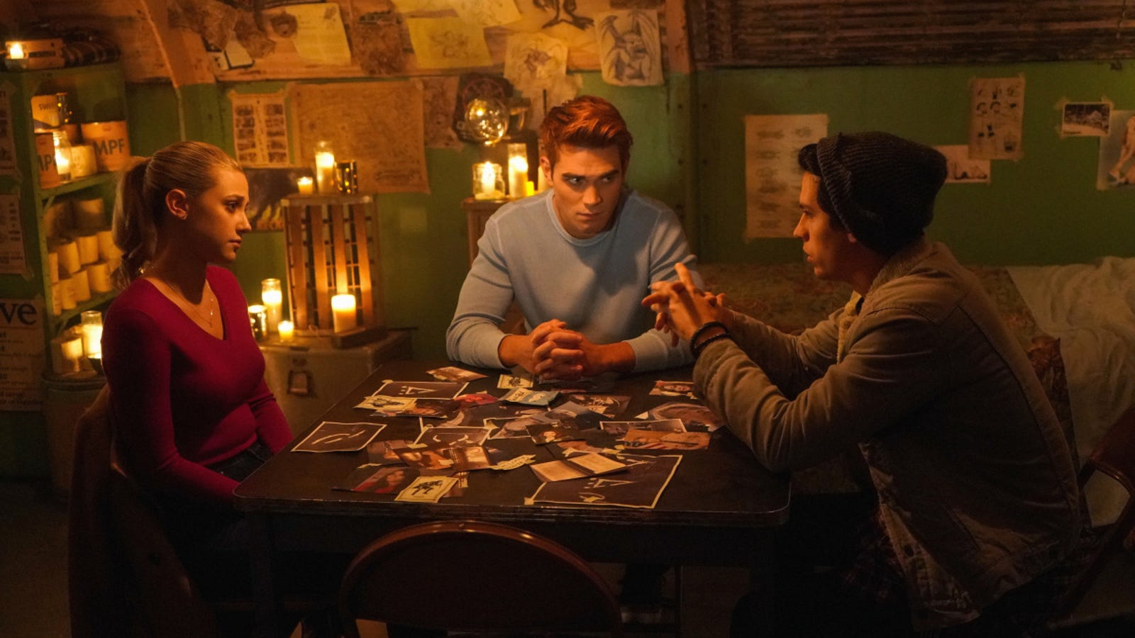 As Riverdale turns fifty, the more things change, the more they stay the same