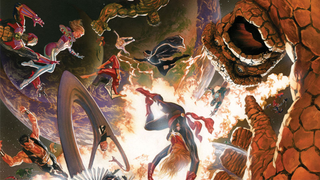 Illustration for article titled Secret Wars Ends The Marvel Universe As We Know It In This Week's Comics