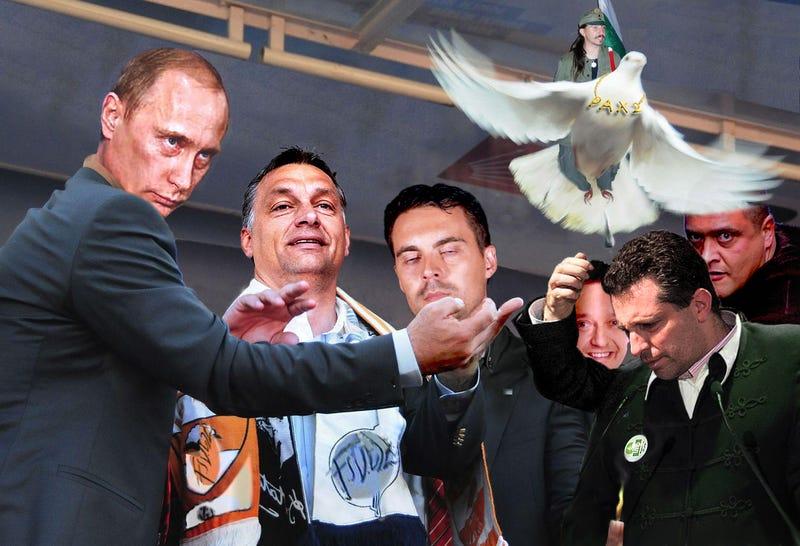 Illustration for article titled Újra alkotott a csodás orbános óriásplakátok atyja