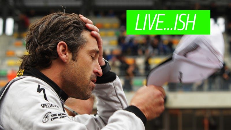 Illustration for article titled Ask Le Mans Racer And Actor Patrick Dempsey Anything You Want