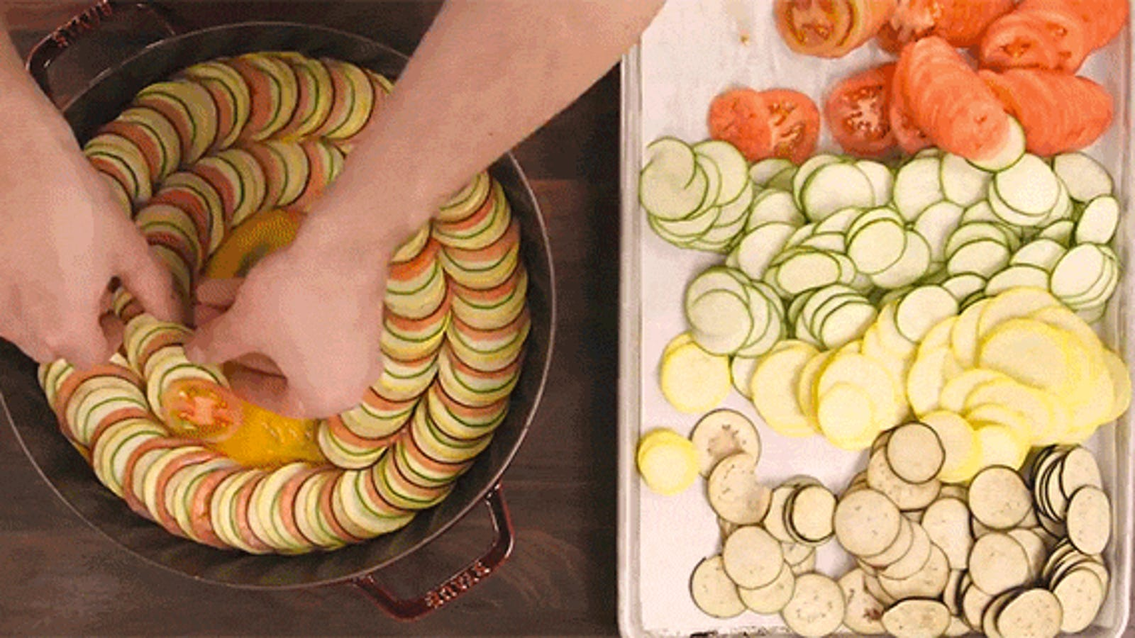 How to Make Ratatouille Just Like the Pixar Movie