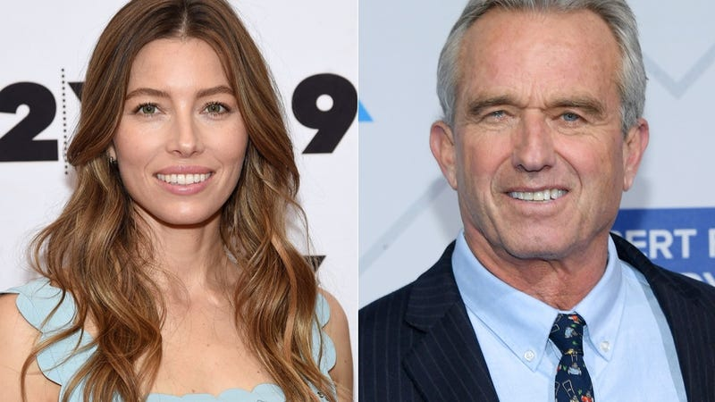 Illustration for article titled Legislative Staffer Describes Meeting With Jessica Biel and Robert F. Kennedy Jr. as They Lobbied to Kill a Bill Tightening Vaccine Exemptions