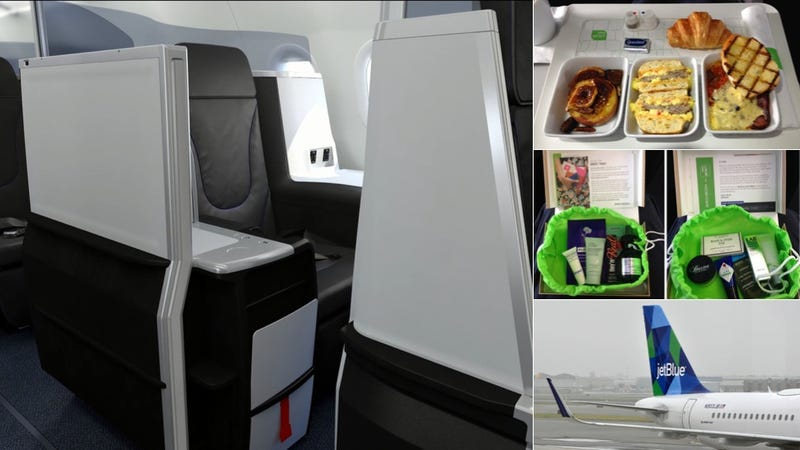 Illustration for article titled JetBlue's New 'Mint Class' Is Now The Nicest Way To Fly Cross-Country