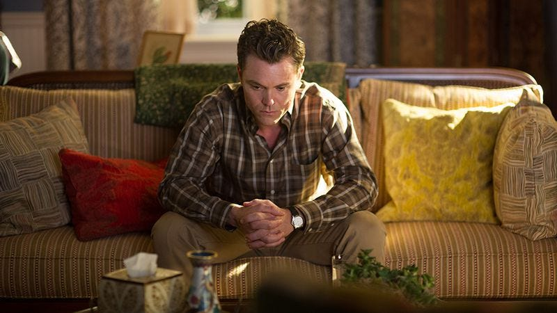 Clayne Crawford in Rectify