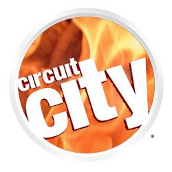 Illustration for article titled Circuit City to Liquidate, Prices May Go Up to MSRP