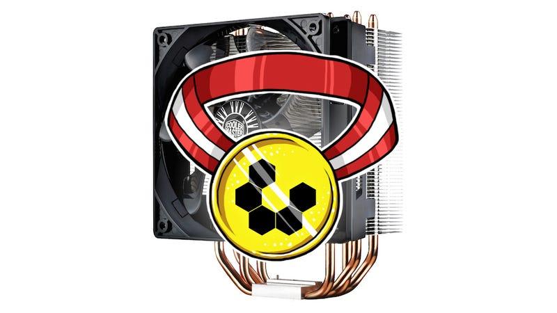 Illustration for article titled Most Popular CPU Cooler: Cooler Master Hyper 212 EVO