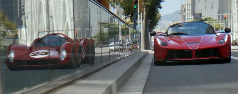 Illustration for article titled Sebastian Vettel Can't Escape The Past In A Possessed Ferrari LaFerrari Aperta