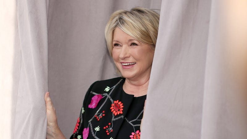 Illustration for article titled Martha Stewart Creates New Catchphrase For Multitaskers: 'I Woman It'