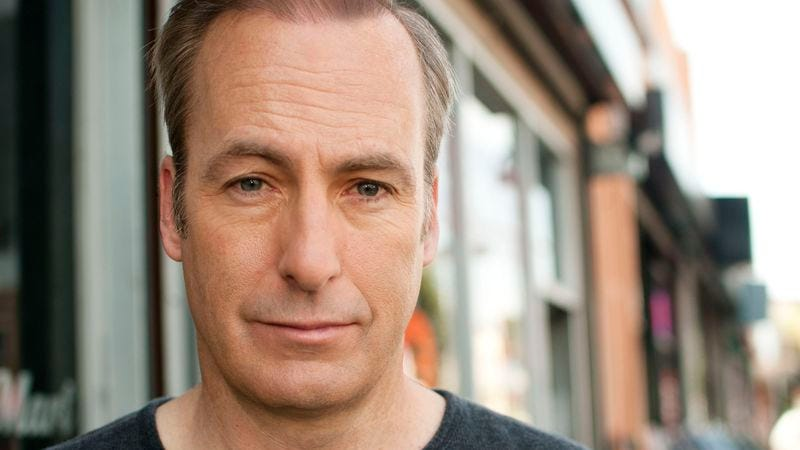 Illustration for article titled Bob Odenkirk returns to Nerdist a more experienced man