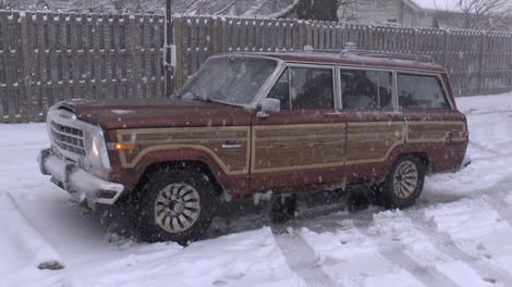My $800 Jeep Grand Wagoneer Surprised Me On The Off-Road