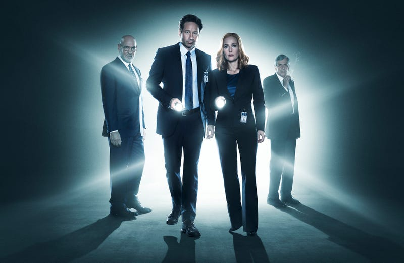 Illustration for article titled If You Loved The X-Files, You'll Probably Still Like The New X-Files