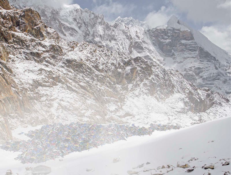 Illustration for article titled Missing Mount Everest Climbers Feared Buried Under Avalanche Of Dead Mount Everest Climbers