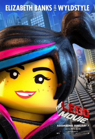 Illustration for article titled The Lego Movie Had An Awesome Weekend