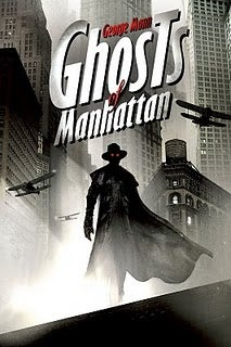 "Illustration for article titled The first steampunk superhero haunts George Mann's ""Ghosts of Manhattan"""