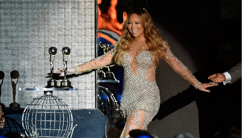 Illustration for article titled Mariah Carey is Absolutely Thrilled About Winning a World Music Award