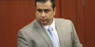 George Zimmerman was acquitted in the shooting death of unarmed 17-year-old Trayvon Martin. (Gary W. Green/Pool/Getty Images)