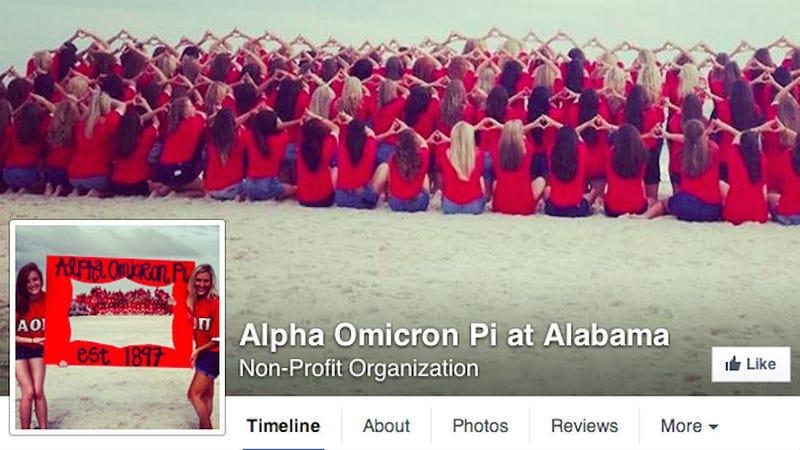 Illustration for article titled University of Alabama Sorority Felt Blacks Were 'Bad for Our Status'