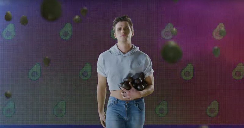 Illustration for article titled Antoni Has One Too Many Avocados in NewQueer Eye Music Video