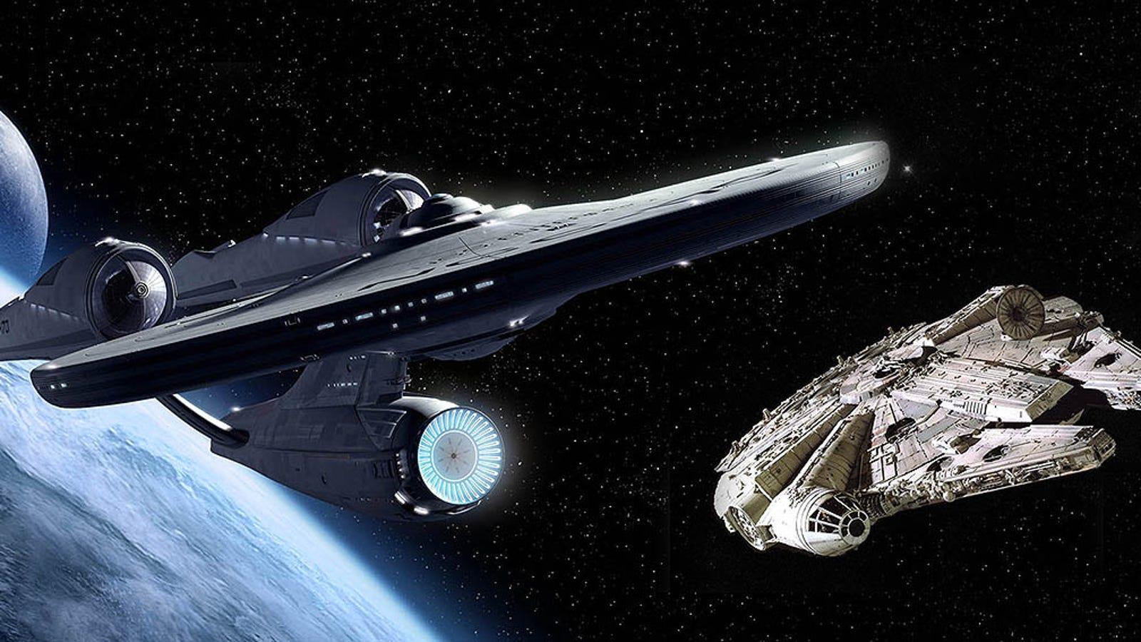 Star Wars Vs Star Trek: Neil deGrasse Tyson elige la mejor nave de la ciencia-ficción