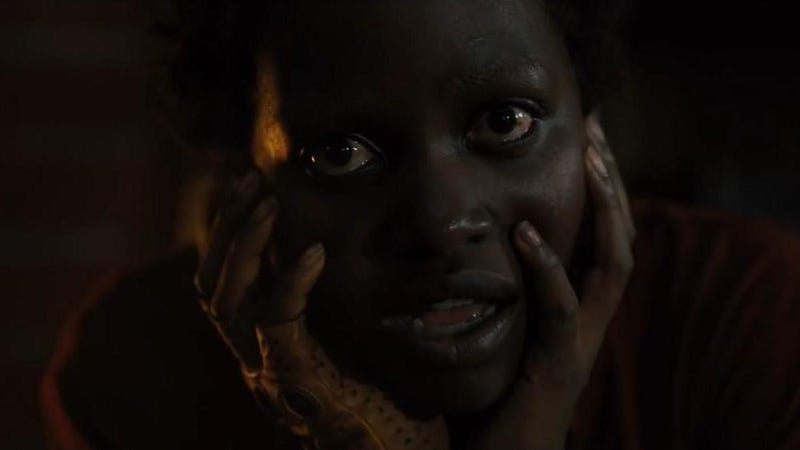 Lupita Nyong'o stars in the latest creation from Jordan Peele, Us.