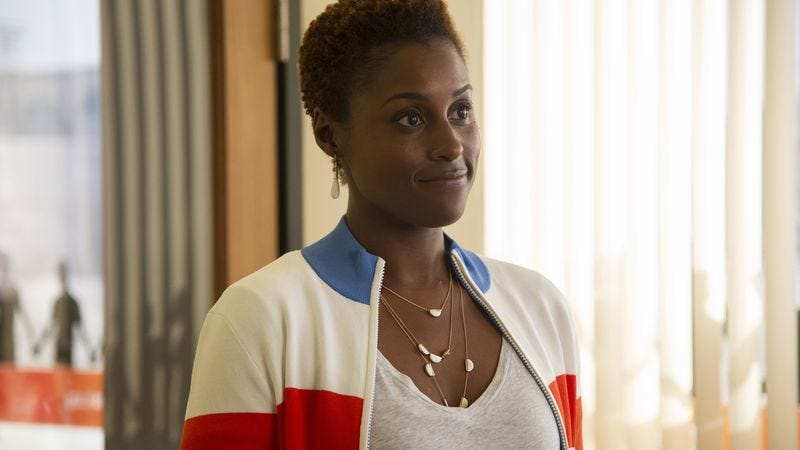 Issa Rae stars in Insecure (Photo: Anne Marie Fox/HBO)