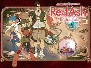 Illustration for article titled The People Behind Red Ash Are Crowdfunding Yet Again