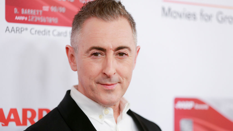 Alan Cumming attends AARP's 17th Annual Movies For Grownups Awards.